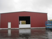 New Steel Buildings from mfg.